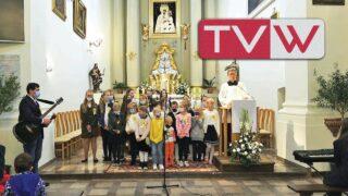 Koncert Papieski dziecięcej scholi u Matki Bożej Szkaplerznej Wareckiej – 11 października 2020
