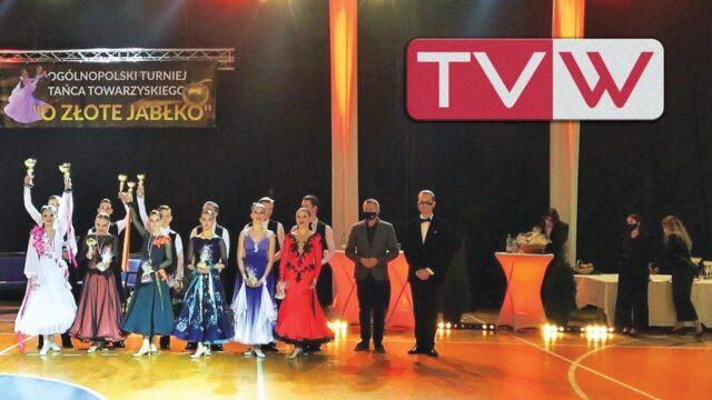 """II Ogólnopolski Turniej Tańca Towarzyskiego """"O Złote Jabłko"""" – 8 listopada 2020"""