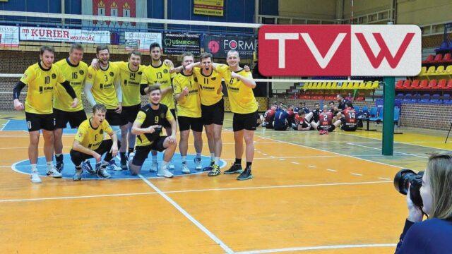 Mecz III ligi siatkówki mężczyzn WTS Klondaik Warka vs Len Żyrardów 3:2 – 29 listopada 2020