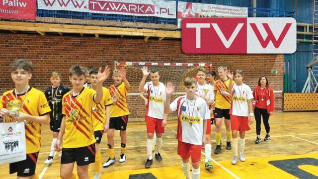 XI Memoriał piłkarski imienia Daniela Malinowskiego w CESiR – 19 grudnia 2020