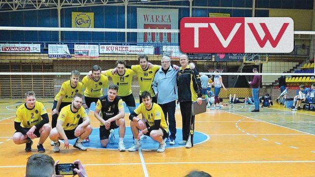 Mecz III ligi piłki siatkowej mężczyzn WTS Warka vs MUKS Płock – 7 luty 2021