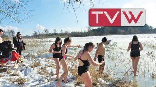 Zimowe morsowanie z sauną nad Pilicą w Niemojewicach – 20 luty 2021