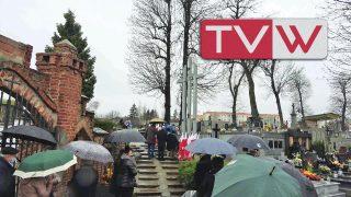 """Obchody 81. rocznicy """"Zbrodni Katyńskiej"""" w Warce – 13 kwietnia 2021"""