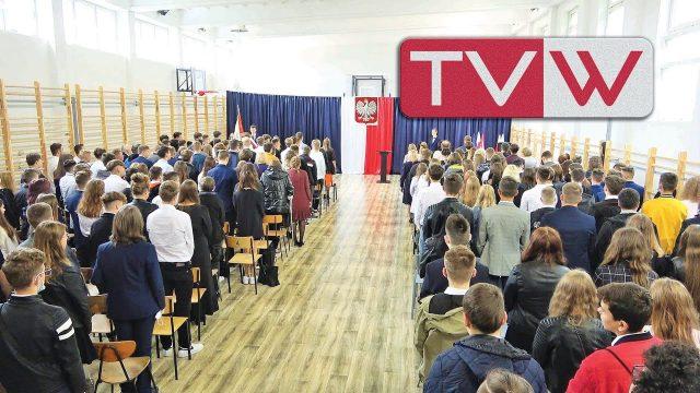 Rozpoczęcie roku szkolnego  w wareckim Liceum i Technikum – 1 września 2021