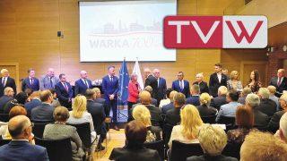 Uroczysta sesja Rady Miejskiej w Warce z okazji 700 lat nadania praw miejskich – 10 wrzesnia 2021