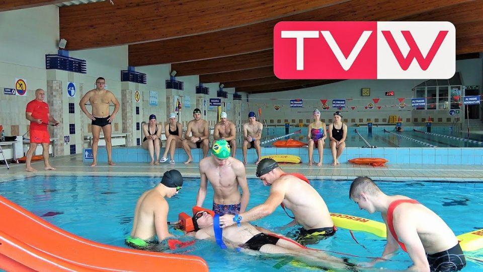 Szkolenie wareckiej drużyny WOPR cz.II w Centrum Sportu i Rekreacji – 26 września 2021